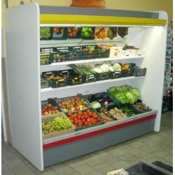 Regał chłodniczy - warzywny Linde ACW